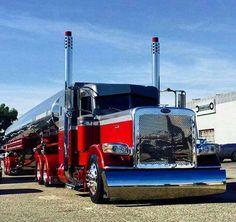 Fuel tanker 389