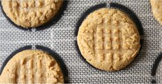 Easiest peanut butter cookies you'll ever make.