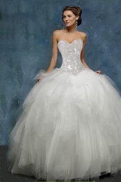My custom made wedding dress!!!