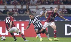 Juventus, che quota contro il Milan: 1,30