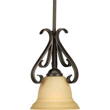 Progress Lighting P5046 Traditional / Classic Single Light Mini Pendant from the Verona Collection