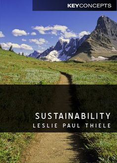 Sustainability (0745656099) cover image
