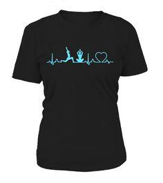 YOGA IN MY HEART  #gift #shirt #ideas #yoga #yogamom #yogaShirt #Shirtforyogalover #sweatshirt