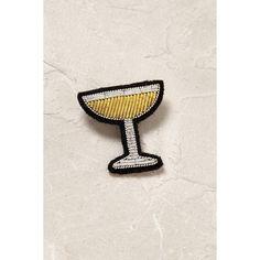Cocktail-Pin, von Anthropologie