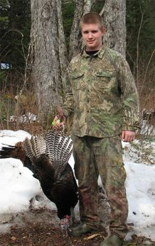 Turkey hunting info from the Wisconsin DNR