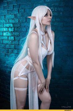 Cosplay Erotica,cosplay,эльфийка,Александра Реил