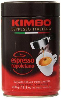 Kimbo - Espresso Napoletano - 8.8oz Ground Espresso Can