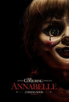 » Annabelle ganhou seu primeiro trailer