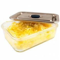Marvelous This Non Plastic Rectangular Large Glass Airtight Food Container Is An  Excellent Replacement For Plastic Food Containers. Stainless Steel Lid W/  Silicone ...