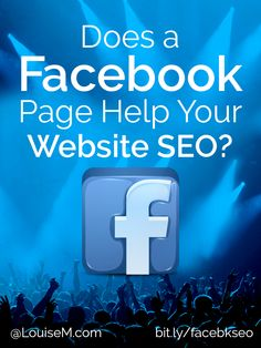 Does having a Facebook Page will boost your website's SEO? Or is this just a Facebook myth? Check this post for answers.