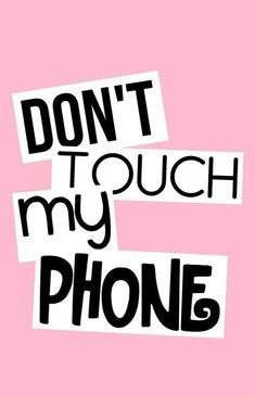 Watch and enjoy our latest collection of dont touch my phone wallpapers for your desktop, smartphone or tablet. These dont touch my phone wallpapers absolutely free. Iphone Wallpaper Kawaii, Sf Wallpaper, Cute Wallpaper For Phone, Lock Screen Wallpaper, Pastel Wallpaper, Android Wallpaper Logo, Wallpaper Ideas, White Wallpaper, Cellphone Wallpaper