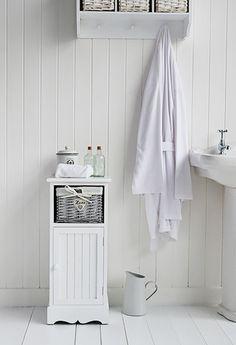 Bathroom Cabinets White