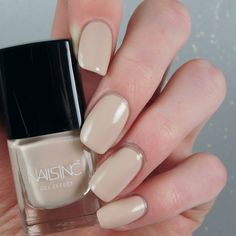 B Nailed To Perfection: Work appropriate nail art - Nails Inc and Uber Chic