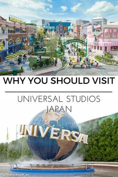Why You Should Visit Universal Studios Japan