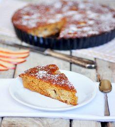 apple lemon honey cake