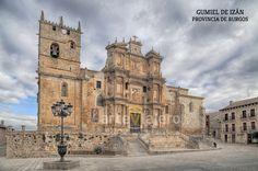 Iglesia de Santa María, Gumiel de Izán. Provincia de Burgos Iglesias, Notre Dame, Building, Travel, Castles, Temples, The World, Natural Wonders, Ancient Architecture