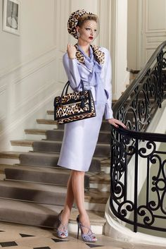 Christian Dior Resort 2010 Fashion Show - Michaela Kocianova