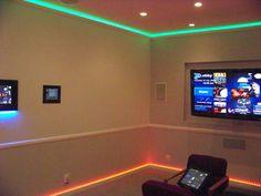 iluminación tiras de led -