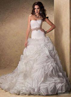 Popular wedding dresses – Fashion blog