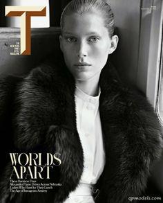 Iselin Steiro for The NY Times T Style Magazine (Winter 2013) - http://qpmodels.com/european-models/iselin-steiro/4509-iselin-steiro-for-the-ny-times-t-style-magazine-winter-2013.html