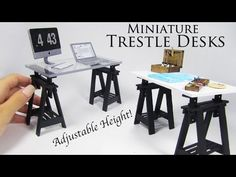 Have you seen these IKEA dollhouse furniture? - IKEA Hackers Cath's channel specializes in videos showing how to build dollhouse furniture and accessories. And of course, dolls need IKEA furniture in their homes too.