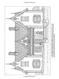 Victorian history Coloring Pages | victorian houses dove