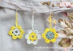 cute littleflower earrings