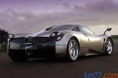Pagani Huayra Coupe