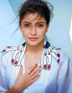 Anushka-Sharma Elle Magazine Photoshoot