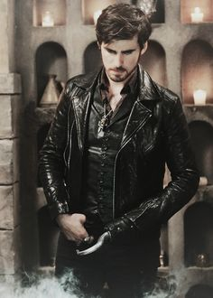 Killian Jones from ABC's Once Upon A Time