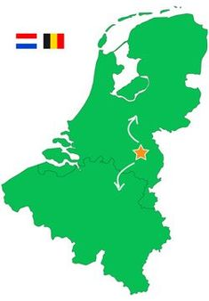 Laat je planten door heel Nederland en België bezorgen.