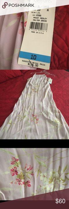 Karen kane dress Very pretty light blush/ lilac dress. Rayon Karen Kane Dresses