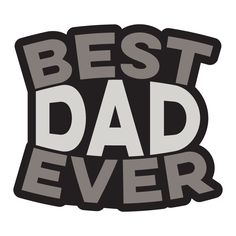 Dad's are just pure love and there is no end to have deep their love goes. It is freebie friday and we're celebrating Dad.Father's Day is just around the corner and today we have this free Best Dad Ever SVG. This is a great free Father's Day SVG that can be used as a...