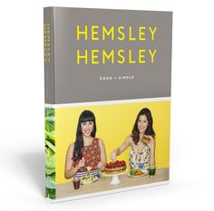 Hemsley + Hemsley's eagerly awaited second cookbook, Good + Simple is hitting shovels this spring! Find out more, including UK and international release dates and where to preorder here.