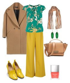 """Spring natural"" by ira-trutneva on Polyvore featuring мода, TIBI, Dorothy Perkins и Bill Blass"