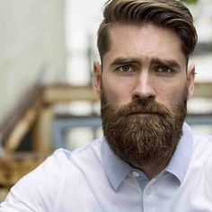 Hairstyle and Beard Combination: The Ultimate Guide