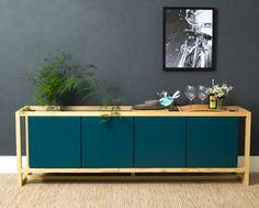 Buffet Arquimedes - Verde