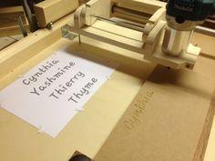 Onze freeskopieer machine