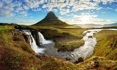 Island #reisen #reise #urlaub #natur #geysire #wasserfälle #vulkane #gletscher
