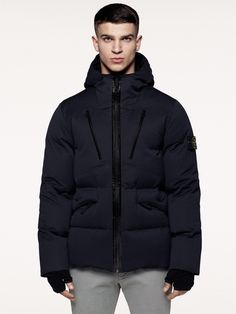 6315 Stone Island _ AW '015 '016 _41932 Water Repellent Wool -Down Filled www.stoneisland.com