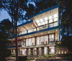 Corallo House In Guatemala By PAZ Arquitectura (15 Pictures) > Baukunst, Design und so > Mi casa es su casa, Ciudad de Guatemala, Corallo House, Guatemala, Modern Architecture, PAZ Arquitectura