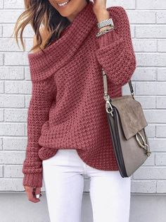 d2aabb206f Affordable Oversized Sweaters Winter Outfits Ideas40 Winter Sweater  Outfits
