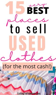 Online Sales, Selling Online, Online Jobs, Selling On Ebay, How To Sell Clothes, Selling Used Clothes, Make More Money, Make Money From Home, Extra Money