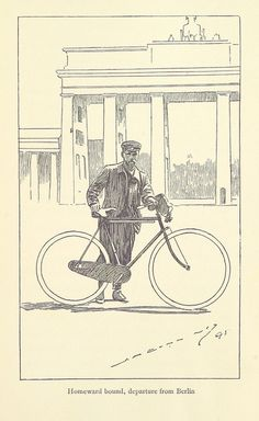 The British Library Archive - Image taken from page 175 of 'A wheel to Moscow and back. The record of a record cycle ride ... With a preface by ... A. R. Savile'