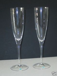 Tiffany Wine Glasses And Pitcher Louisiana Bucket Brigade