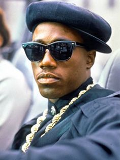 Wesley Snipes in New Jack City