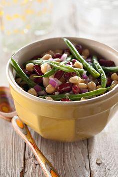 Three + One Bean Salad