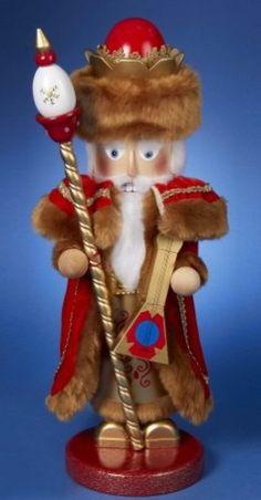 """ Siberian Santa "" Nutcracker -"