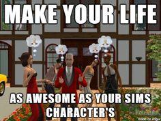 Sims Motivational