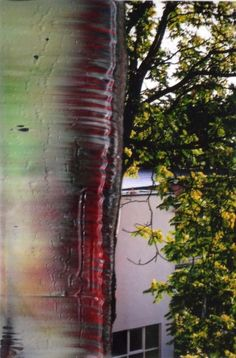 Untitled (7.3.03) » Urban Landscapes » Overpainted Photographs » Art » Gerhard Richter